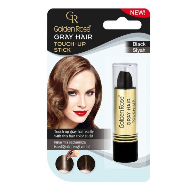 GoldenRose Grey Hair Touch-up Stick - Black