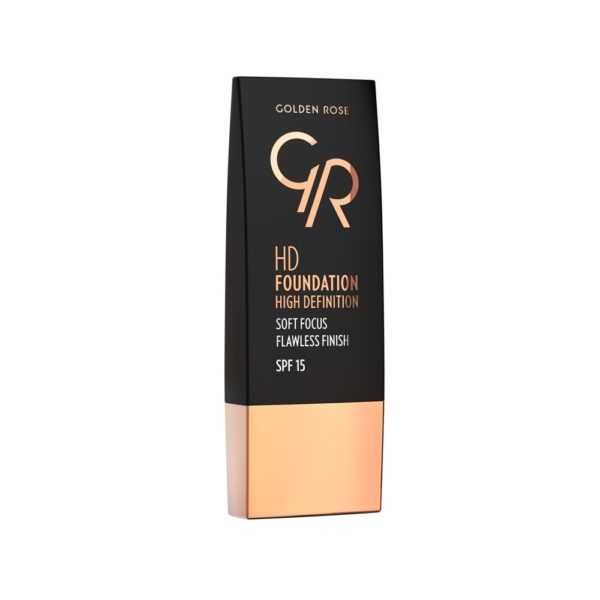 Golden Rose HD Foundation