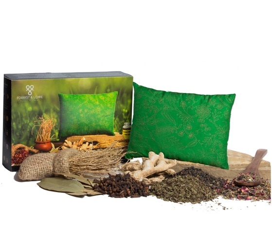 """"""" For we truly believe that the nature's pure fragrances have the powder to uplift us, calm and relax us, harmonise and balance our emotions, relieve physical symptoms of imbalances and improve many basic physical and psychological functions. It is this understanding that led us to create Forrest & Love Aroma Cushions.With our cushions we are striving to share this vast knowledge of aromatherapy and its magical benefits that will help us in restoring balance of mind, body and spirit """"  Forrest & LovePositivity Peace Aroma CushionThe Joyful aromas of Lemongrass,ginger,spearmint and other refreshing herbs are an instant mood uplifter. Simply place your Pope Cushion at your work desk or bedside while sleeping and allow it to balance your mood,relieve feelings of self doubt, nervousness, fear, insecurity and hypersensitivity.ClovesVetiverRosemaryBlack pepperGingerEucalyptusSpearmintNeroliLemongrass"""