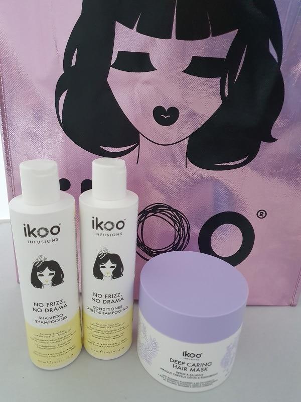 Ikoo  Anti Frizz Hair kit No 2
