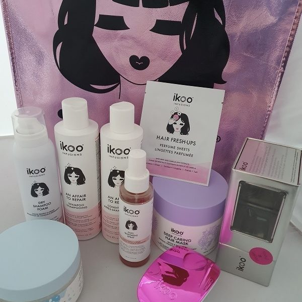 Ikoo Complete Colour Protect & Repair Hair kit No 1