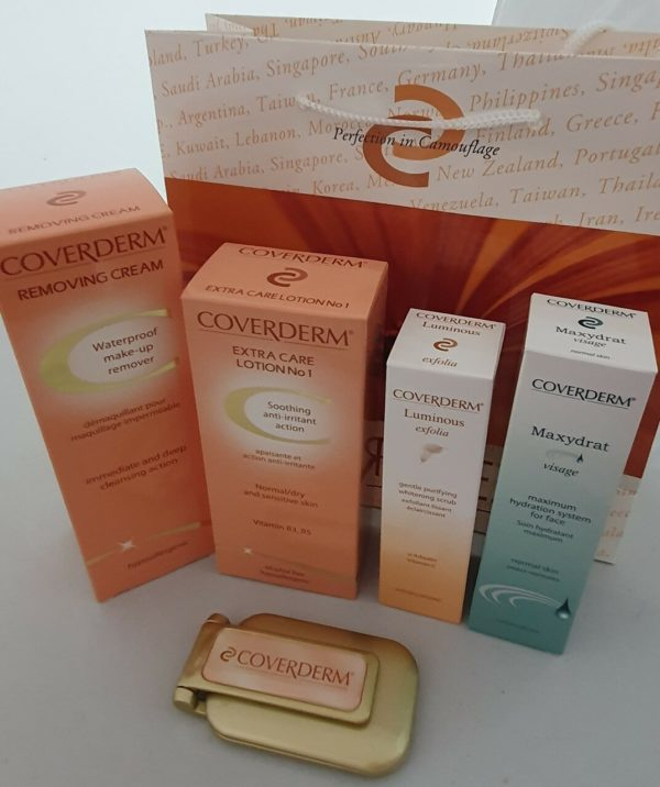 Coverderm Maxydrat Basic Kit - for Normal or Oily or dry senstive skin