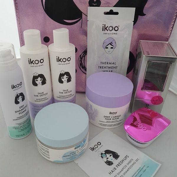 Ikoo Complete Detox & Balance Hair kit No 1