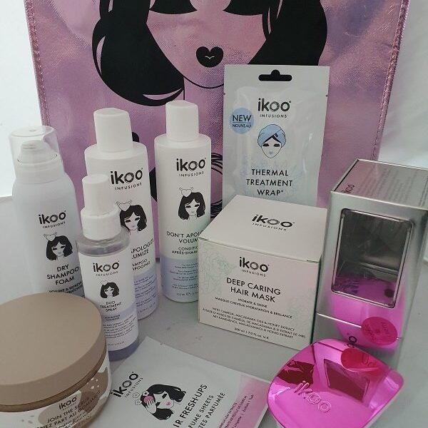 Ikoo Complete Volumizing Hair kit No 1