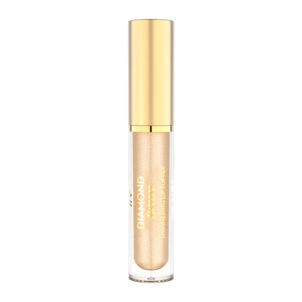 A gorgeous high shine lip topper that glides flawlessly wearing it on its own or on your favorite lip color
