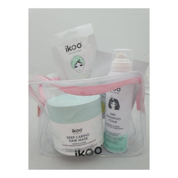Ikoo Kit - Hydrate & Shine
