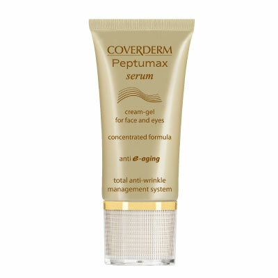 A clinically tested Gel that reduces deep and medium wrinkles caused by aging, facial expressions, photo aging and E AgingConcentrated Formula for use on neck,face and eye area