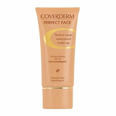 Coverderm Perfect Face