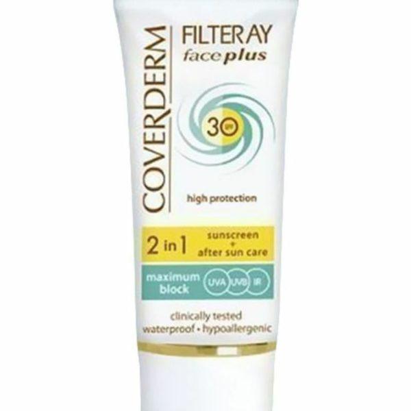 Coverderm Filteray Face plus spf 30