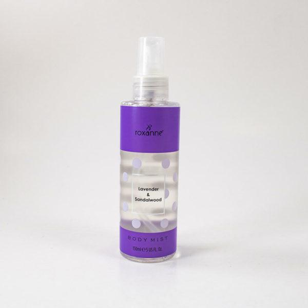Roxanne Lavender & Sandalwood Body Mist