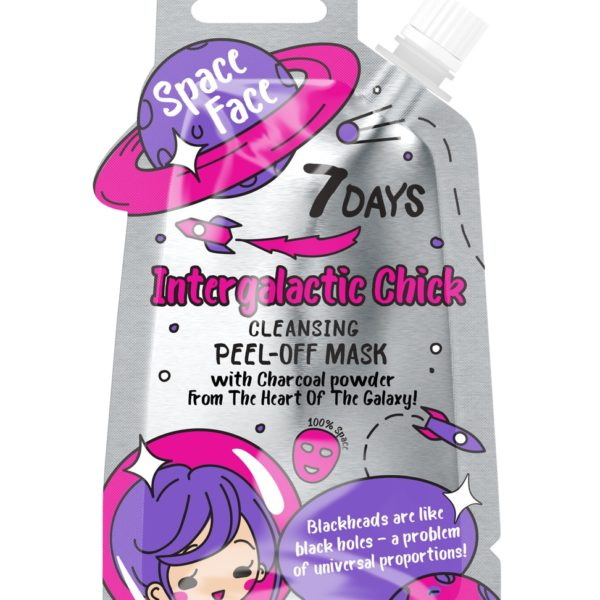 7 DAYS SPACE FACE MASK