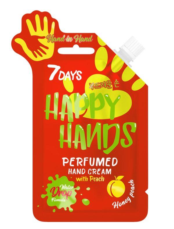 Happy hands perfumed Hand cream