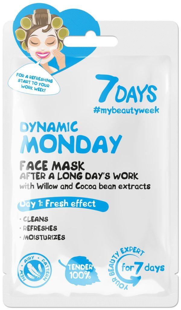 7 DAYS Beauty Masks