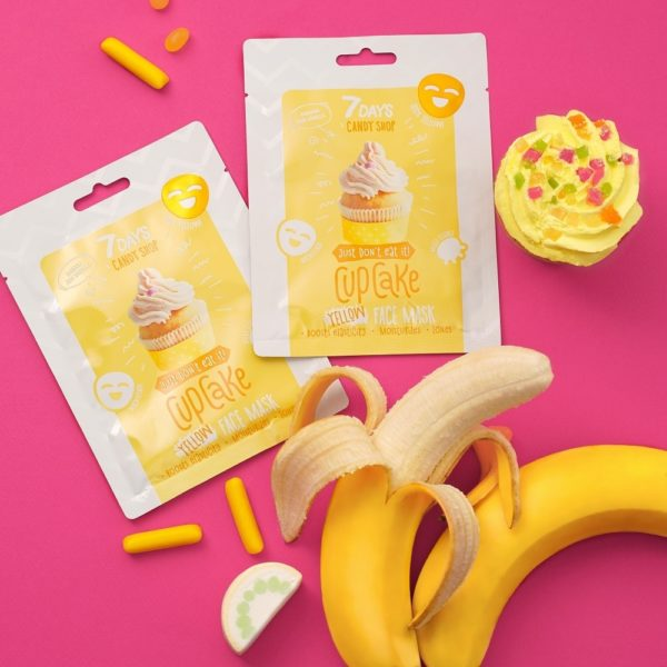 Candy shop Beauty Face mask Ice - cream