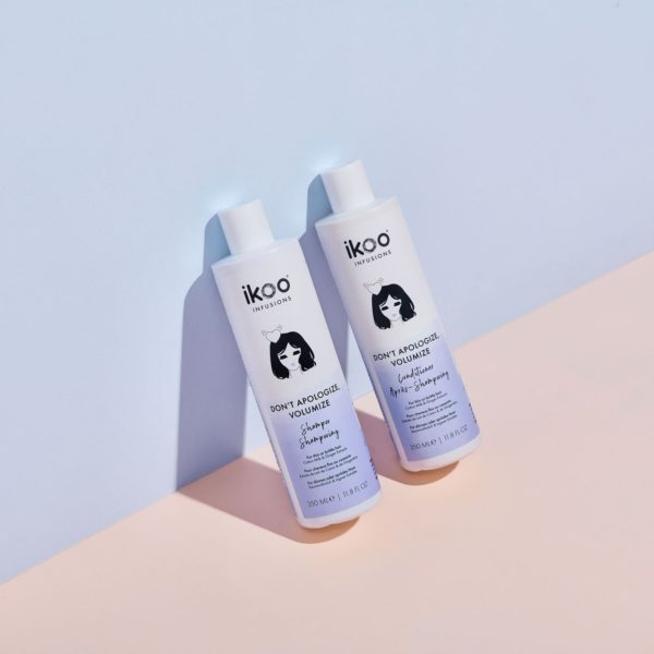 We did the math, the more volume products, the bigger the hair. So we made a bundle for all the ladies who think bigger is always better. We loaded the bundle with our Don't Apologize, Volumize shampoo and conditionerWhat's inside:Shampoo + Conditioner - Don't Apologize, Volumize (250 ml each)Save €5.00
