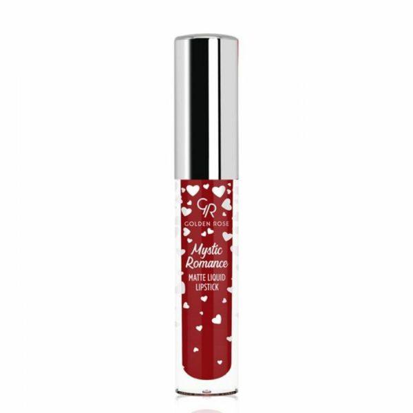 Golden Rose Mystic Romance Collection long stay liquid Lipstick