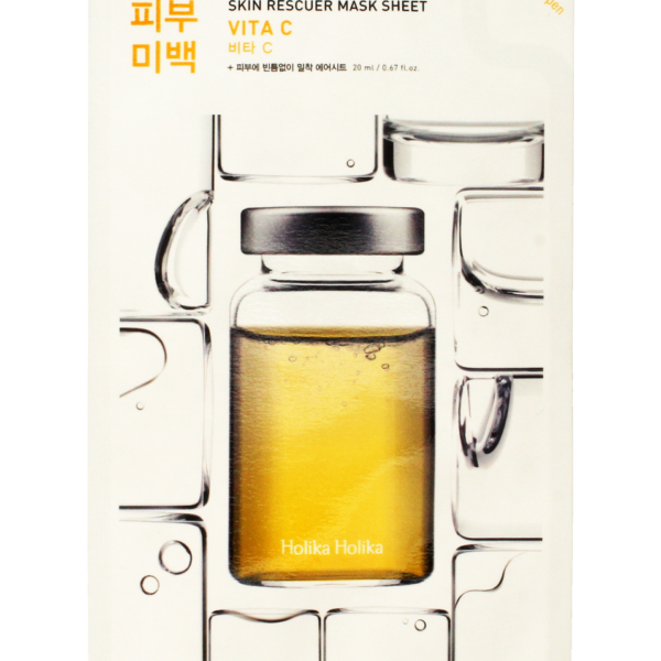 Brightening sheet mask with vitamin C has a brightening effect, returns elasticity to the skin and charges with vitamins. Mask softens skin and refreshes it, and when used regularly works as a gentle peeling. The mask has an ultra thin basis that provides a tight contact with the skin and a better penetration of useful components in sheet mask