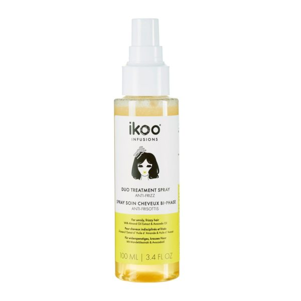 """FOR FRIZZ - PRONE HAIRFor a radiant halo. Two oils are always better than one. Both the fusion almond oil extract and avocado oils help tame annoying frizz, lock in moisture, soften brittle hair, and give you that """"I woke up like this"""" look"""