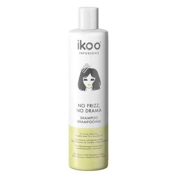 FOR UNRULY, FRIZZY HAIRGreat hair starts with great careHelps to hydrate and nourish dry, frizzy hair—leaving it soft, smooth, and shiny. One less stress you have to worry about