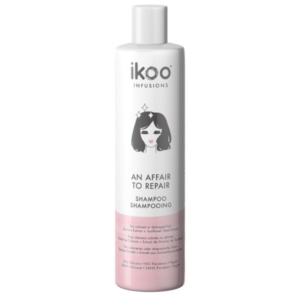 FOR DRY OR DAMAGED HAIRGreat hair starts with great care The only shampoo you will ever need. Gentle enough for virgin hair yet strong enough to help repair any damage done by bad decisions