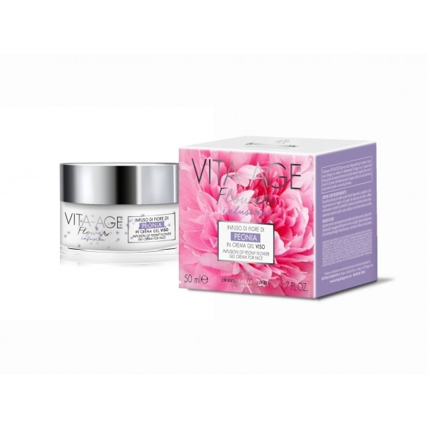 Multi-active facial perfection treatment, regenerating, protecting and revitalizing the skin. The effectiveness of the precious infusion of peony is associated with the powerful action of a lifting peptide with a tonic action. Jojoba spheres filled with Vitamin E, Peony Oil and Vitamin PP with strong anti-aging properties complete the formulation. Ideal for all types of skin, also mixed and oily