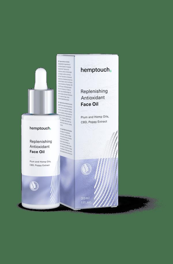Replenishing Anti oxidant Face oil