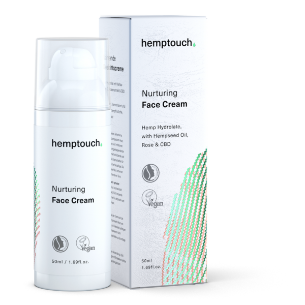 A rich, ultra-nourishing moisturiser with a concentrate of hemp extracts, instantly soothes and rehydrates very dry, dehydrated and sensitive skin, reinforcing the skin barrier.